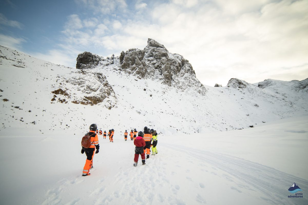 Glacier-Snowmobile-Ice-Cave-Langjokull-Iceland