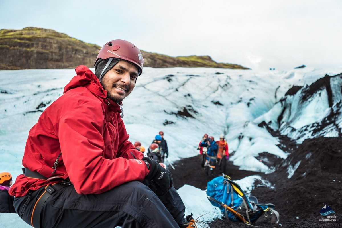 Glacier Hiking tour in Iceland